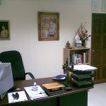 Lidt nye billeder fra kontoret