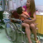 Frederik på hospitalet