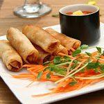 Hvordan spiser man på Thai?