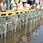 Oversvømmelser i Bangkok