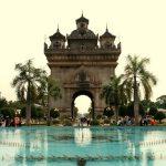 Thailand-Laos cross border-rejser
