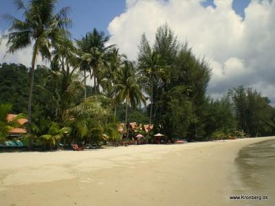 Eksotiske strande på Koh Chang