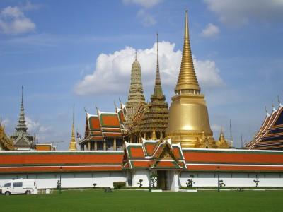 Kongepaladset i Bangkok
