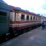Anmeldelse af togrejser i Thailand