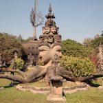 Hovedstaden i Laos