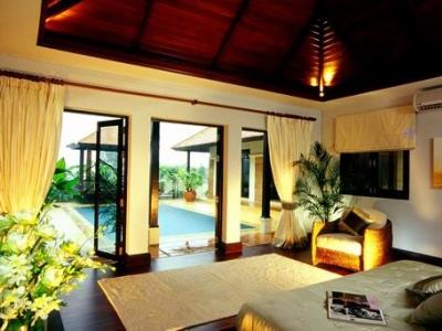 Klassisk villa eller hus i Thailand
